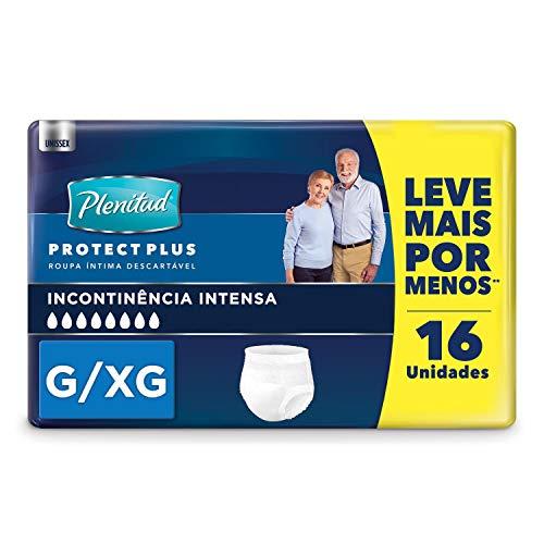 Plenitud Roupa Íntima Proctect Plus, 16 unidades - G/XG