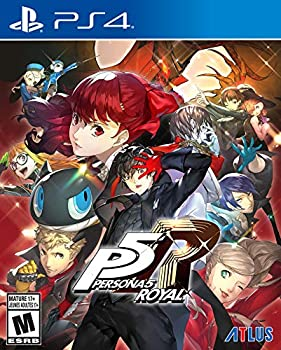 Persona 5 Royal Standard Edition for PS4