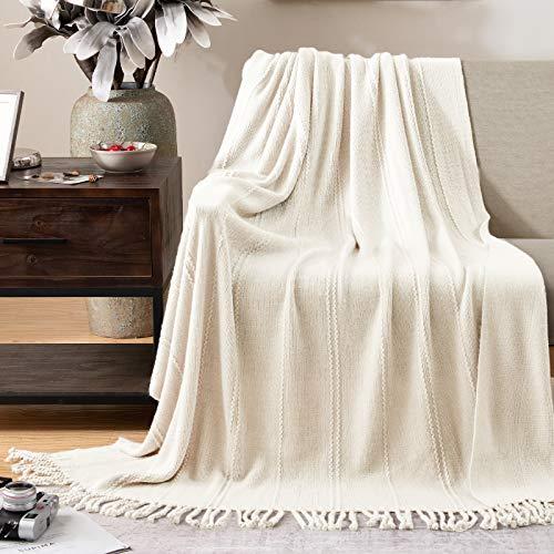 manta burdeos de la marca jinchan