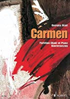 Carmen Piano Vocal Score