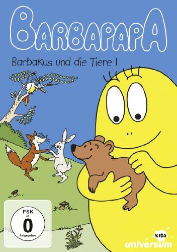 Barbapapa: Barbakus und die Tiere, Vol. 1