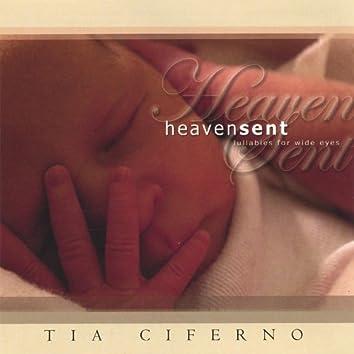 Heaven Sent-Lullabies for Wide Eyes