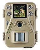 Piège photographique VisorTech:Mini caméra de chasse HD avec écran couleur et vision nocturne...