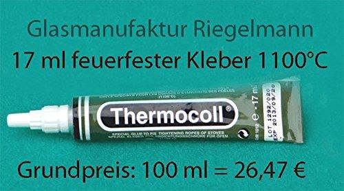 Thermocoll Feuerfester Kleber 17 ml (Grundpreis 26,47 € pro 100 ml)