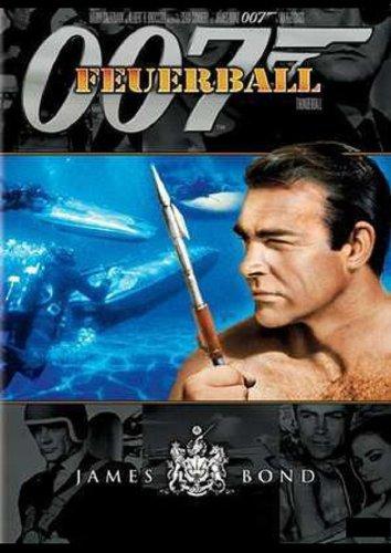 James Bond - Feuerball