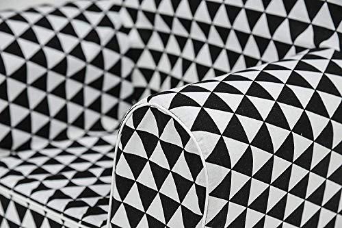 MuseHouse Cover voor stoel I stoel beschermer ik afneembare cover fauteuil voor kinderen peuters Triangles MHFP119
