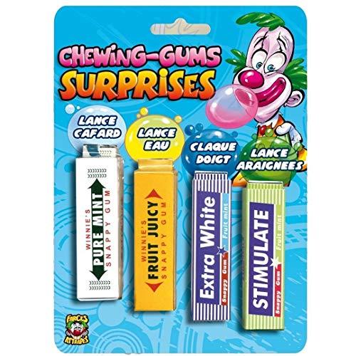 Farces et attrapes - Chewing-Gums Surprises
