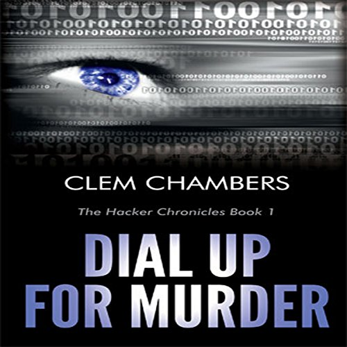 Dial Up for Murder audiobook cover art
