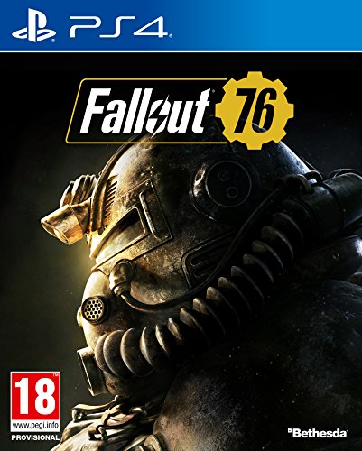 Sony 1028299 Giocco Ps4 Fallout 76