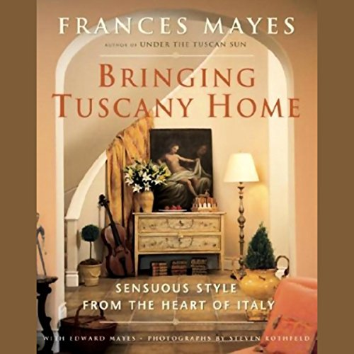 Bringing Tuscany Home audiobook cover art