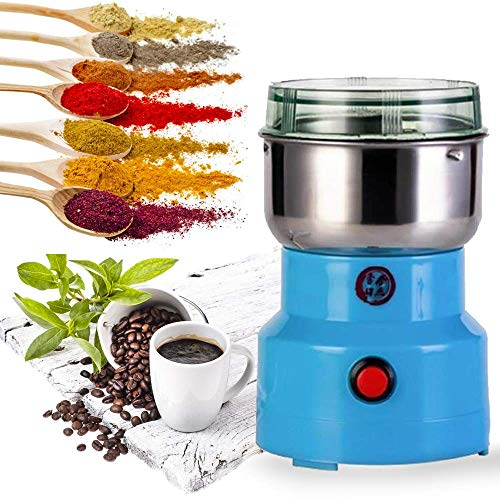 Multifunction Electric Smash Machine,Electric Coffee Bean Milling Smash Machine,Household Electric...