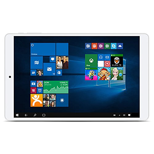Teclast X80 Pro - 32Gb Tablet Pc Android 5.1/Windows 10 Home Cherry Trail X5 Z8300 Quad Core 8 Pulgadas Ips Pantalla 1.84Ghz 2Gb Ram 4K Video Hdmi