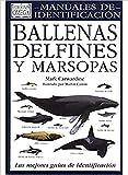 BALLENAS DELFINES Y MARSOPAS.MAN.IDENT. (GUIAS DEL NATURALISTA-PECES-MOLUSCOS-BIOLOGIA MARINA)