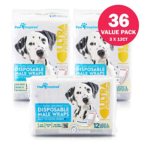 Xl Dog Diaper Male Incontinence