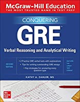 McGraw-Hill Education Conquering GRE Verbal Reasoning and Analytical Writing