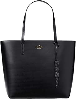 b20c19d638 Kate Spade Seton Drive Karla Smooth Leather Tote Shoulder Bag Purse Handbag