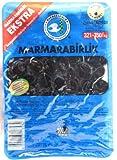 Marmara Turkish Black Olives 17.6oz.