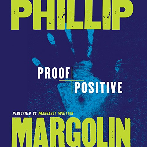 Proof Positive audiobook cover art