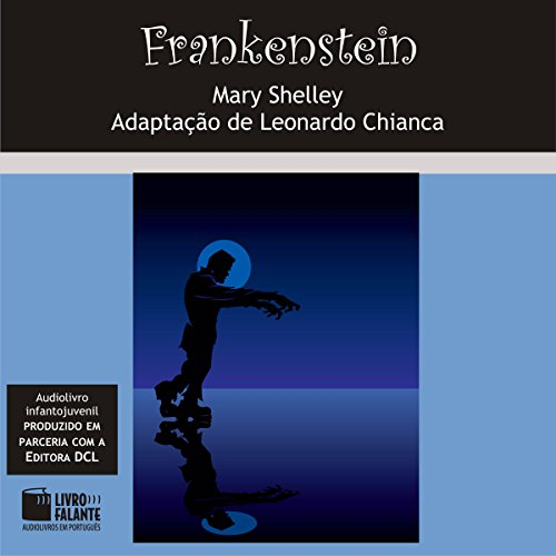 Frankenstein [Portuguese Edition] audiobook cover art