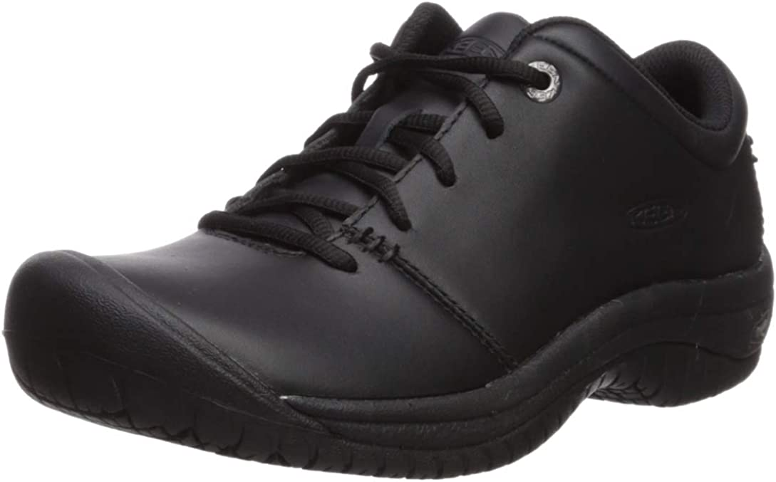 KEEN Utility Women's PTC Oxford Low Height Non Slip Chef Food Service Shoe
