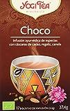 Yogi Tea Choco - Paquete de 6 x 17 Sobres - Total: 102 Sobres