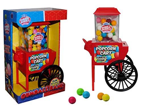 Máquina Expendedora Infantil de Chicles con Hucha + Chicles (50 gr.)