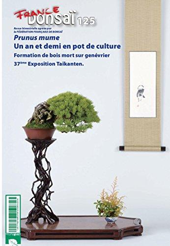France Bonsaï 125: Prunus mume Un an et demi en pot de culture. (French Edition)