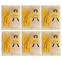 ドライマンゴープチギフト6個 タイ産 ドライフルーツ マンゴー 果物 タイ料理 エスニック 菓子材料 おつまみ 食品 アジアン スイーツ お菓子