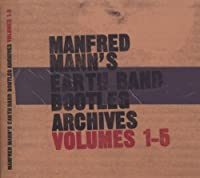 Bootleg Archives Vols 1-5 by Manfred Mann's Earth Band (2012-02-14)