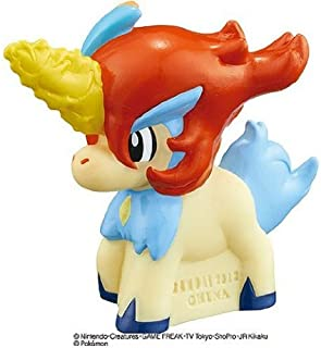 Pokemon Kids Kimewaza Attack BW3 Black & White Finger Puppet Figure - Keldeo (Resolute Form)
