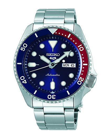 Orologio Seiko Uomo, Blu, Sport, 3K1