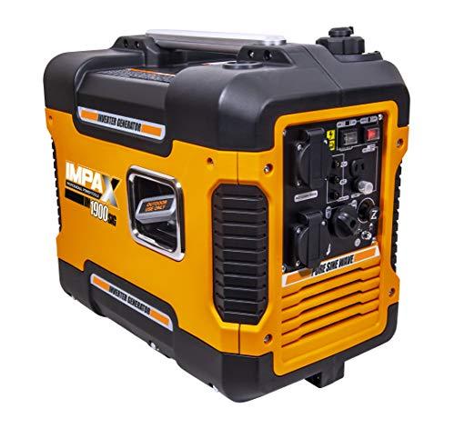 IMPAX IM1900SIG 1900w Silent Inverter Generator