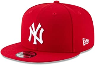 New Era New York Yankees Adjustable 9Fifty MLB Flat Bill Baseball Cap 950