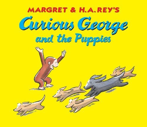 Curious George and the Puppies (English Edition)