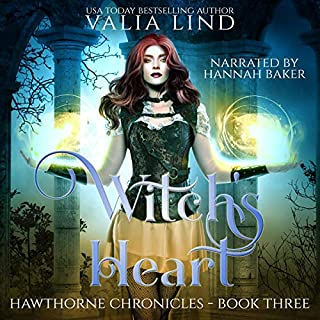 Witch's Heart cover art