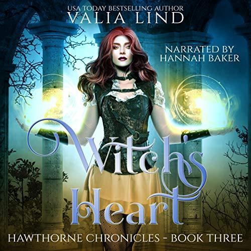 Witch's Heart Titelbild