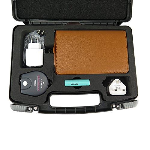 TECSUN PL-880 Portable Stereo Full Band Radio with LW/SW/MW SSB PLL Modes FM (64-108mHz)