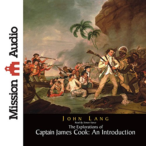 The Explorations of Captain James Cook audiobook cover art