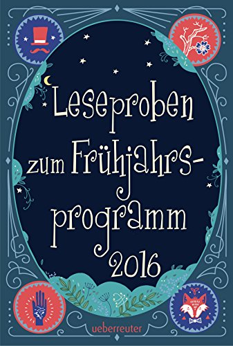 Ueberreuter Lesebuch Kinder- und Jugendbuch Frühjahr 2016