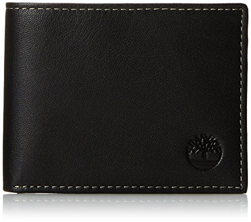 Timberland Men's Blix Slimfold Leather...