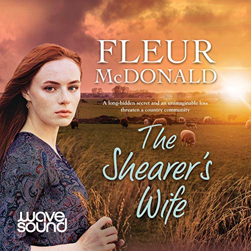 The Shearer's Wife Audiobook By Fleur McDonald cover art