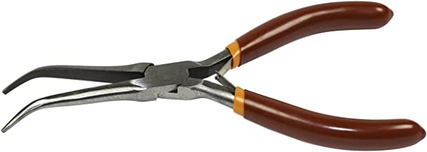 Taparia 1404 Bent Nose Mini Plier