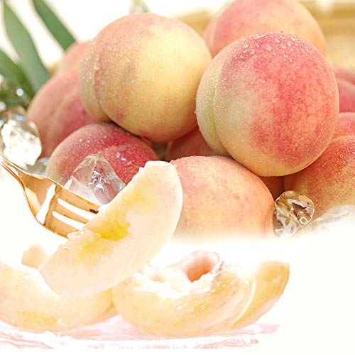 国華園 和歌山産 の美味しい桃 4kg ご家庭用
