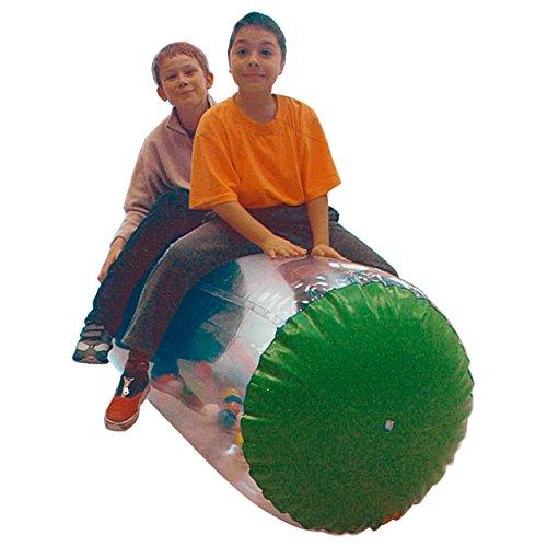 Therapierolle aufblasbare Spiel Rolle Spielzeug gefüllt mit Bällen, 65x140 cm