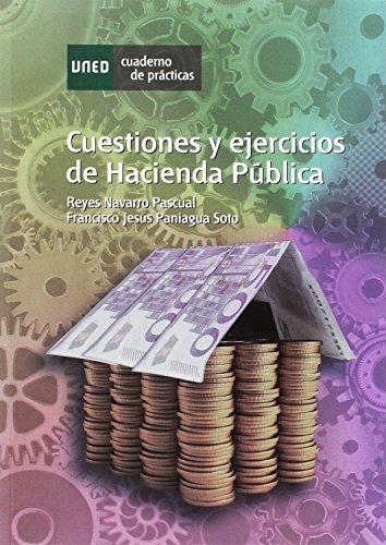 Cuestiones y ejercicios de Hacienda Pública (CUADERNO DE PRÁCTICAS)