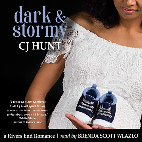 Dark & Stormy audiobook cover art