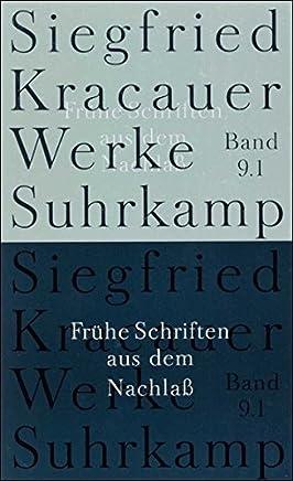 Werke in neun Bänden: Frühe Schriften aus dem Nachlaß: Band 9: Frühe Schriften aus dem Nachlaß: Bd. 9 in 2 Teilbänden.