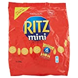 Ritz Crackers Mini Multipack, 6 Pezzi, 240g