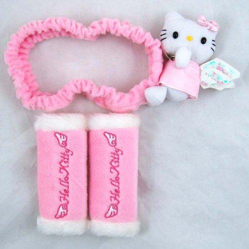 Hello Kitty Couverture Miroir Intérieure Voiture