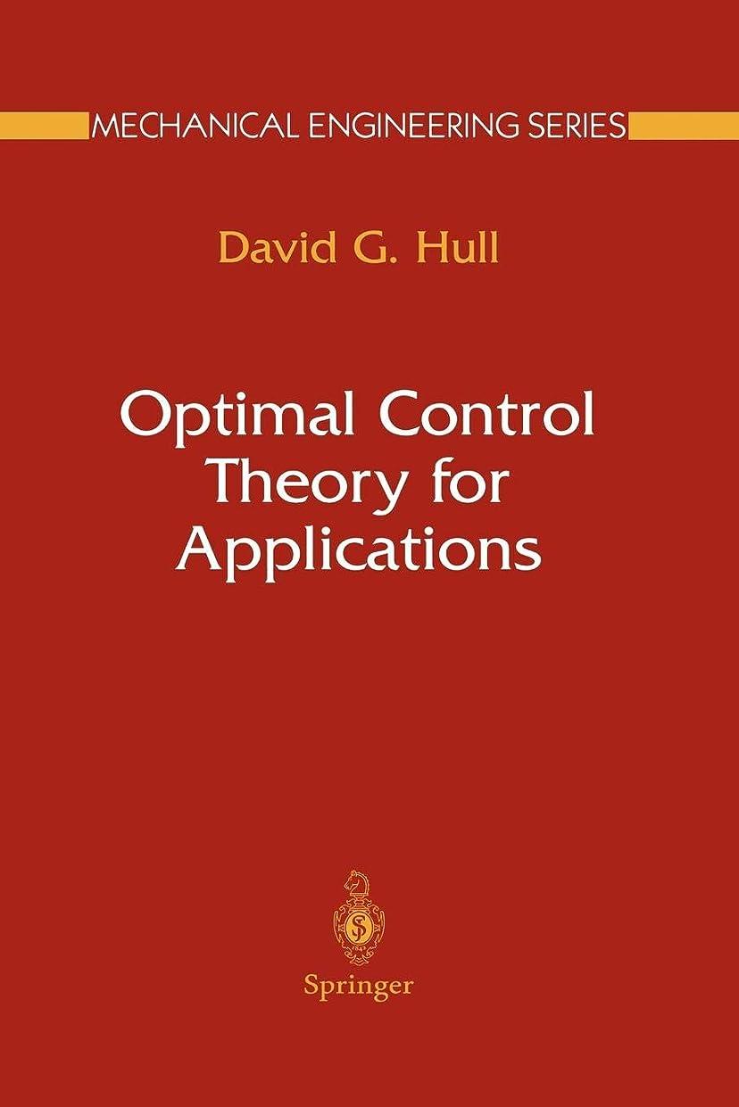強風器用蒸発するOptimal Control Theory for Applications (Mechanical Engineering Series)